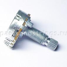 Потенциометр A500K 20мм. Логарифмический (QT1003-A500)