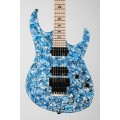 Электрогитара Lepsky F-Model PS Limited Edition SG Ragprint (PS161103F)