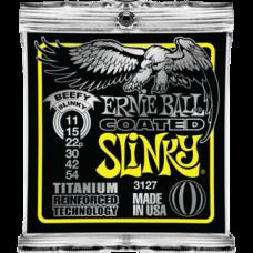 Струны Ernie Ball Coated Titanium Slinky 11-54 (3127)
