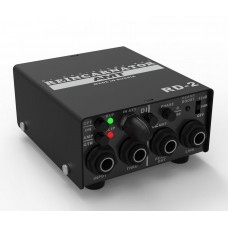 AMT Reincarnator RD-2 DI-box + ReAmp-box