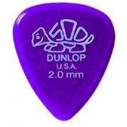 Медиатор Dunlop Delrin Standard 2.0 мм (41R2.0)