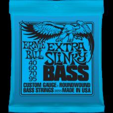 Струны Ernie Ball Extra Slinky Bass 40-95 (2835)