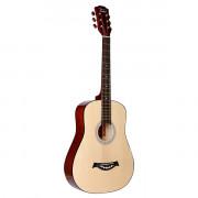 Акустическая гитара Fante, цвет натуральный (FT-R38B-N)