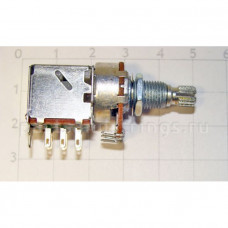 Потенциометр Hosco-GF Push-Pull B500K, линейный
