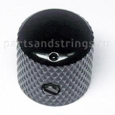 Ручка металлическая Parts, черная (NS030BK)