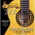 Струны La Bella Classical Concert Series Medium (2001M)