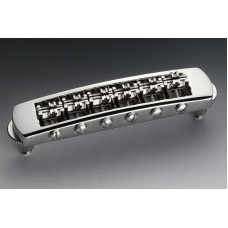 12080100 (451) STM NI Бридж (струнодержатель) для гитар типа Les Paul, никелированный, Schaller