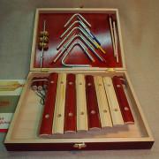 MS-ZH-KT-02 Комплект инструментов «Ёлочка», в кейсе, Мастерская Сереброва