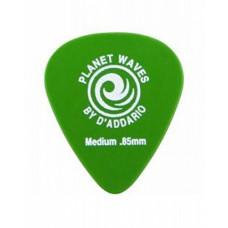 Медиатор Planet Waves Duralin зеленый 0.85мм. (1DGN4)