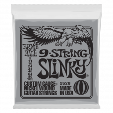 Струны Ernie Ball 9-string Slinky 9-105 (2628)