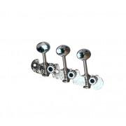 LOD-DM3 Комплект колковой механики для домры малой, Alice