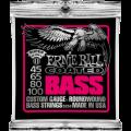 Струны Ernie Ball Coated Slinky Bass 45-100 (3834)