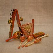 MS-K1-KT-01 Комплект инструментов «Малыш», Мастерская Сереброва