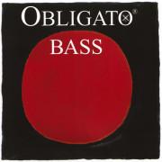 441000 Obligato Solo Комплект струн для контрабаса размером 3/4, Pirastro