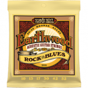 Струны Ernie Ball Earthwood Rock&Blues 80/20 Bronze Acoustic 10-52 (2008)