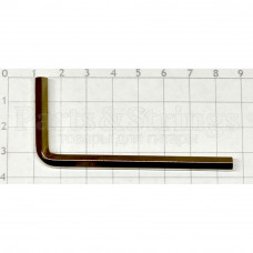Шестигранный ключ Hosco, 5.0 мм (WRE-5)