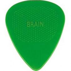 Медиатор Snarling Dogs Brain Picks зеленый 0.53мм. (TNSDB351-53)