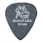 Медиатор Dunlop Gator черный 2.0мм. (417R2.0)