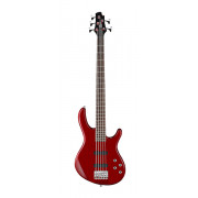 Action-Bass-V-Plus-TR Action Series Бас-гитара 5-струнная, красная, Cort