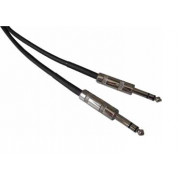 ASS-110 Кабель инструментальный 6,35мм — 6,35мм, стерео, 3.05м, Leem