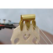 MV-2 Сурдина для виолончели размером 4/4-3/4, латунь, Мозеръ
