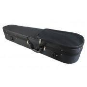 VC-320-BK-3/4 Футляр для скрипки размером 3/4, черный, Mirra
