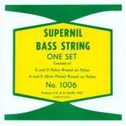 1006 Комплект струн для контрабаса La Bella