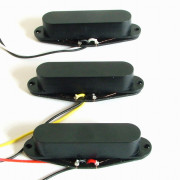 BS-02Bridge-BK Звукосниматель магнитный, сингл, бриджевый, черный, Belcat