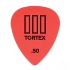 Медиатор Dunlop Tortex TIII красный 0.50мм