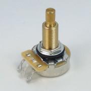 Потенциометр CTS A500K Long shaft логарифмический, дюймовая резьба (CTS-A500 -L)