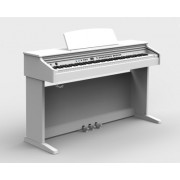 438PIA0706 CDP 101 Цифровое пианино, белое полированное, Orla