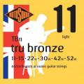 Струны Rotosound 80/20 Bronze Acoustic 11-52 (TB11)