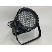PL001W Светодиодный прожектор смены цвета (колорчэнджер), 54х0.5Вт, Bi Ray