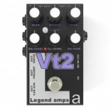 AMT Vt2 Legend Amps 2 двухканальный гитарный предусилитель