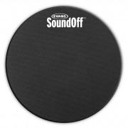 SO-8 SoundOff Тренировочная заглушка для том барабана 8'', Evans