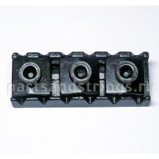 Топ-лок Parts (Guitar Technology), 42 мм, черный (PL001BK)