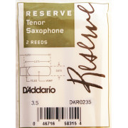 DKR0235 Reserve Трости для саксофона тенор, размер 3.5, 2шт, Rico