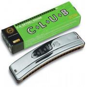31400HG Club 40 High G Губная гармошка октавная, Seydel Sohne