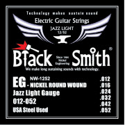 Струны BlackSmith Jazz Light 12-52 (NW-1252)