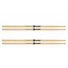 Палочки Pro Mark деревянный наконечник, орех гикори, 2 пары. (TX5AW-2 5A)