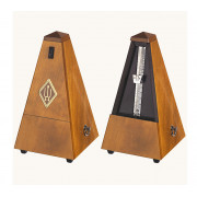 803 Maelzel Метроном механический, деревянный корпус, без звоночка, глянцевый, Wittner