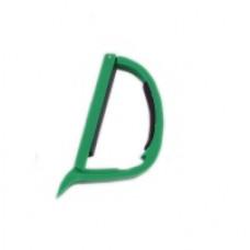 Каподастр пластиковый Olympia зеленый (CP10(104)GR)