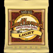 Струны Ernie Ball Earthwood 80/20 Bronze Acoustic 11-52 (2004)