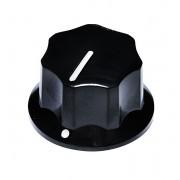 KJB-500L Ручка потенциометра, большая, черная, Hosco