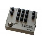 SCS-PQ-10B Parametric Equalizer Педаль эффектов для бас-гитары, Yerasov