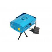 S09RG Лазерный мини-проектор, красный+зеленый, «звездное небо», Big Dipper