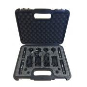 PRODL21 DL21 Salmieri Комплект микрофонов для ударной установки, Prodipe