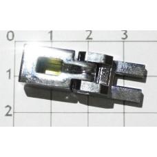 Седло Schaller №0 10,0 mm Хром (для OFR, Schaller и аналогичных тремоло)