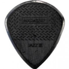 Медиатор Dunlop Nylon Maxx Grip Jazz черный (471R3S)