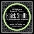 Струны BlackSmith 80/20 Bronze Acoustic 9-42 (BR-0942)